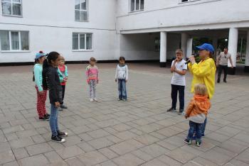 Детская игровая программа