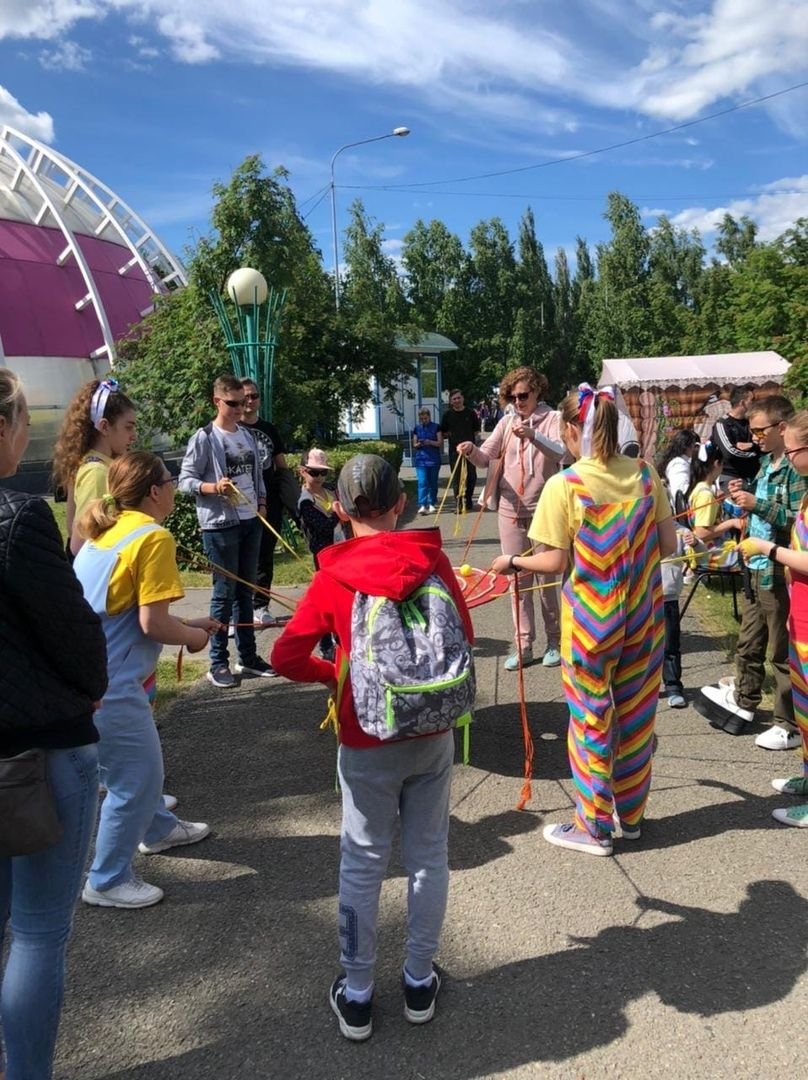 День России и День города!